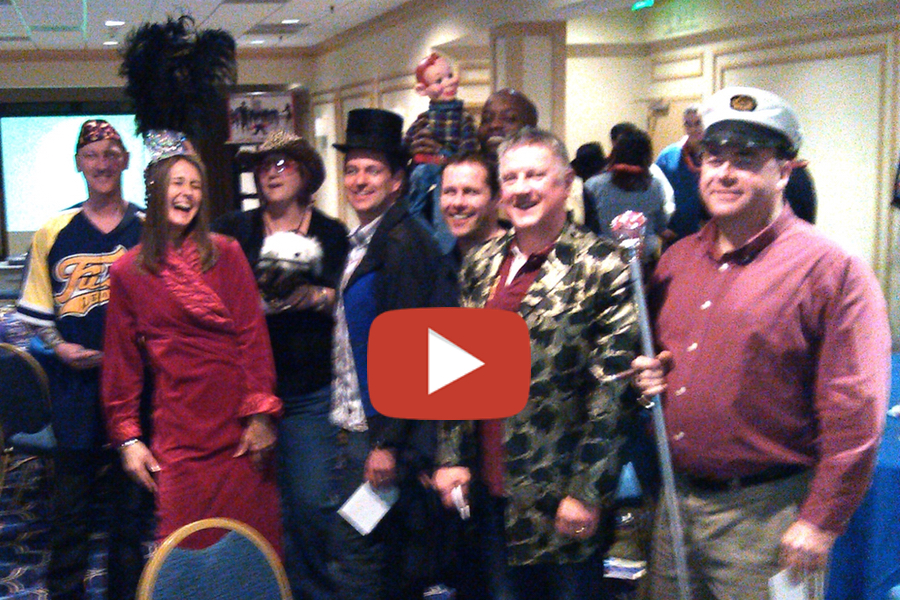 Video Link Photo Murder Mystery Team Building